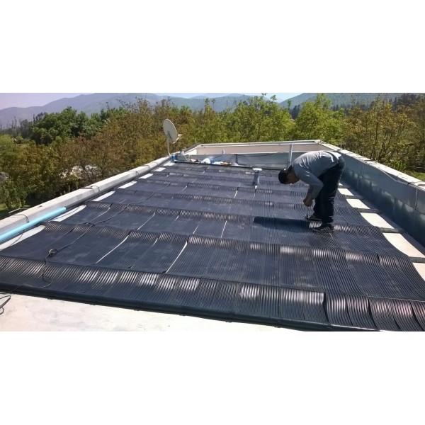 calefaccion piscina lamina solar