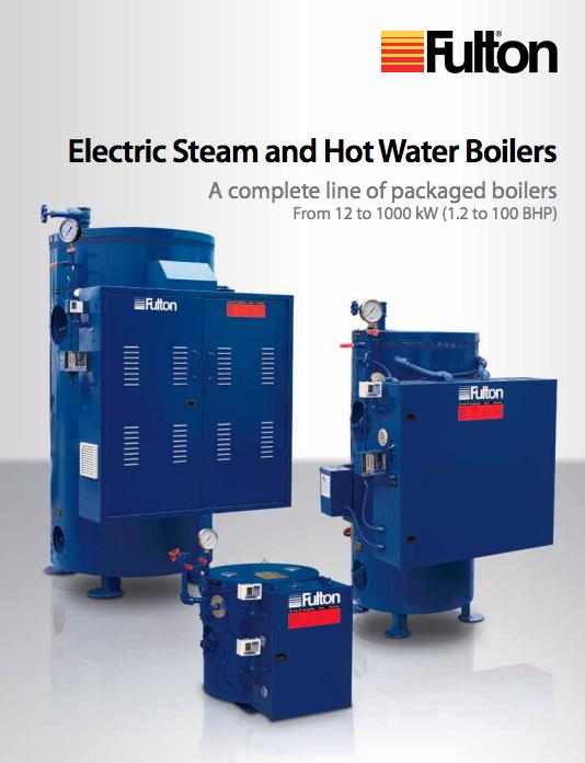 catalogo caldera electrica
